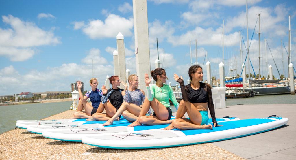 Corpus Christi Paddleboard Yoga and Pilates