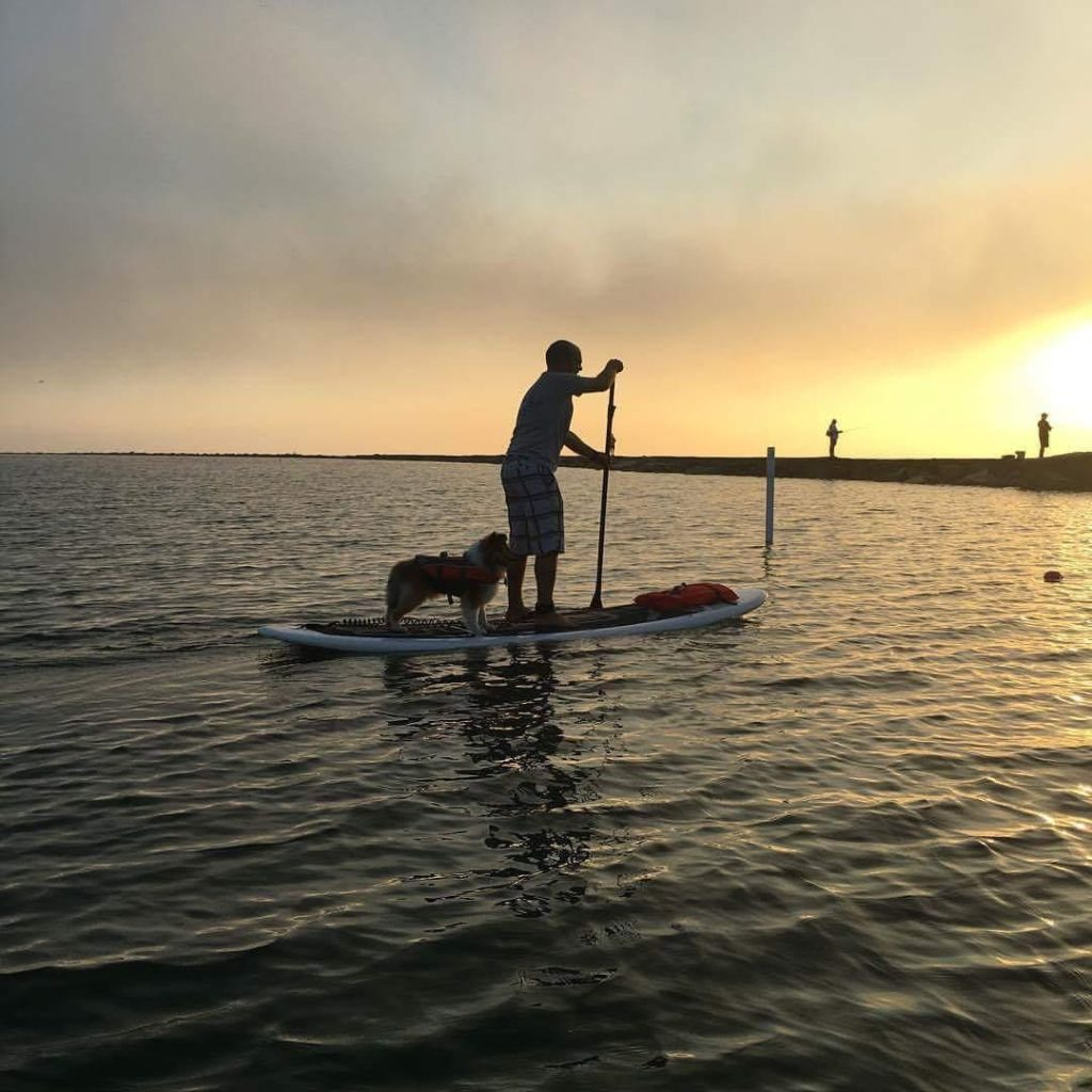 Paddle classes in Corpus Christi Texas