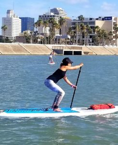 SUP Instructor at Water Dog Corpus Christi