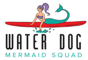 Mermaid Squad in Corpus Christi at Water Dog Yoga