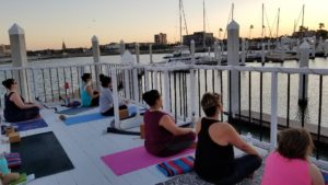 Summer Beginners Yoga and Meditation at Water Dog Yoga