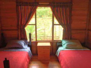 Ecuador Retreat Bedroom